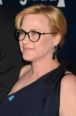 PATRICIA ARQUETTE at 2017 Glaad Media Awards in Los Angeles 04/01/2017