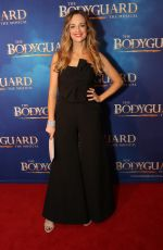 PENNY MCNAMEE at The Bodyguard Musical Premiere in Sydney 04/27/2017