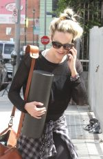 PETA MURGATROYD at Dancing With The Stars Studio in Los Angeles 04/28/2017