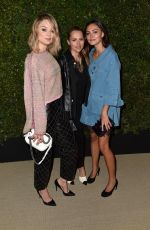 PHOEBE TONKIN at Chanel's Gabrielle Bag Celebration in Santa Monica 04/06/2017