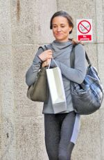 PIPPA MIDDLETON Leaves a Gym in London 04/26/2017