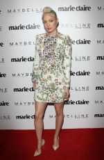 POM KLEMENTIEFF at Marie Claire Celebrates Fresh Faces in Los Angeles 04/21/2017