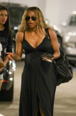 Pregnant CIARA Shopping at The Grove in West Hollywood
