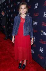 RACHEL KELLER at FX Network 2017 All-star Upfront in New York 04/06/2017