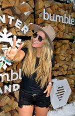 RACHEL PLATTEN at Winter Bumberland Party at Coachella 2017 in Indio 04/15/2017