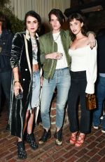 RAINEY QUALLEY at Sally Singer and Lisa Love Denim Dinner in Los Angeles 04/05/2017