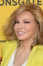 RAQUEL WELCH at How to be Latin Lover Premiere in Hollywood 04/26/2017