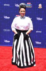 RAVEN SYMONE at 2017 Radio Disney Music Awards in Los Angeles 04/29/2017 — Draft