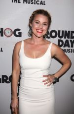 REBECCA FAULKENBERRY at Groundhog Day Broadway Opening Night in New York 04/17/2017