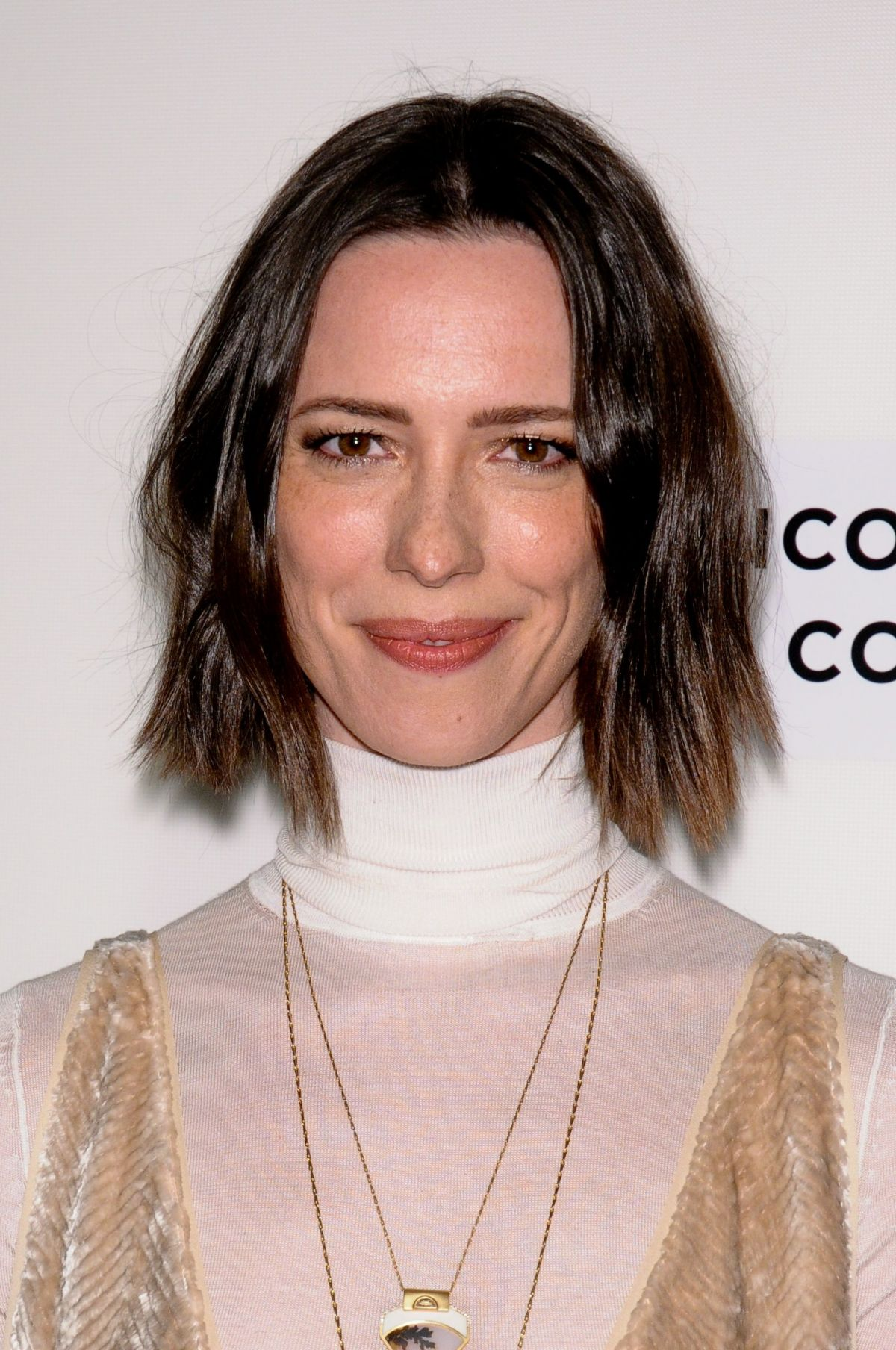 REBECCA HALL at The Dinner Premiere at Tribeca Film ...