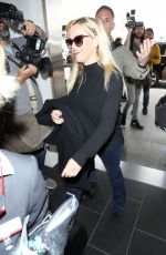 REESE WITHERSPOON Arrives at LAX Airport in Los Angeles 04/17/2017