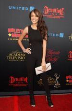 REGINA EDWARDS at Daytime Emmy Awards Nominee Reception in Los Angeles 04/26/2017