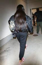 RIHANNA at LAX Airport in Los Angeles 04/19/2017