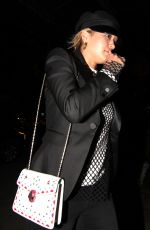RITA ORA Arrives at Her Hotel in New York 04/26/2017