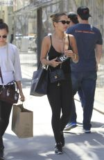 RITA ORA Out and About in Beverly Hills 04/12/2017