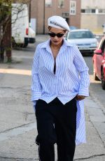 RITA ORA Out and About in London 04/07/2017