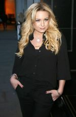 RITA SIMONS at Boxing with the Stars at Grange City Hotel in London 03/31/2017