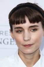 ROONEY MARA at To the Rescue! Fundraising Gala in Los Angeles 04/22/2017