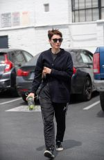 ROONEY MARA Leaves a Gym in Los Angeles 04/11/2017