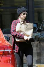 ROONEY MARA Out Shopping Groceries in Los Feliz 04/18/2017