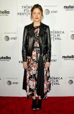 ROSE BYRNE at Hair Screening at Tribeca Film Festival 2017 04/21/2017