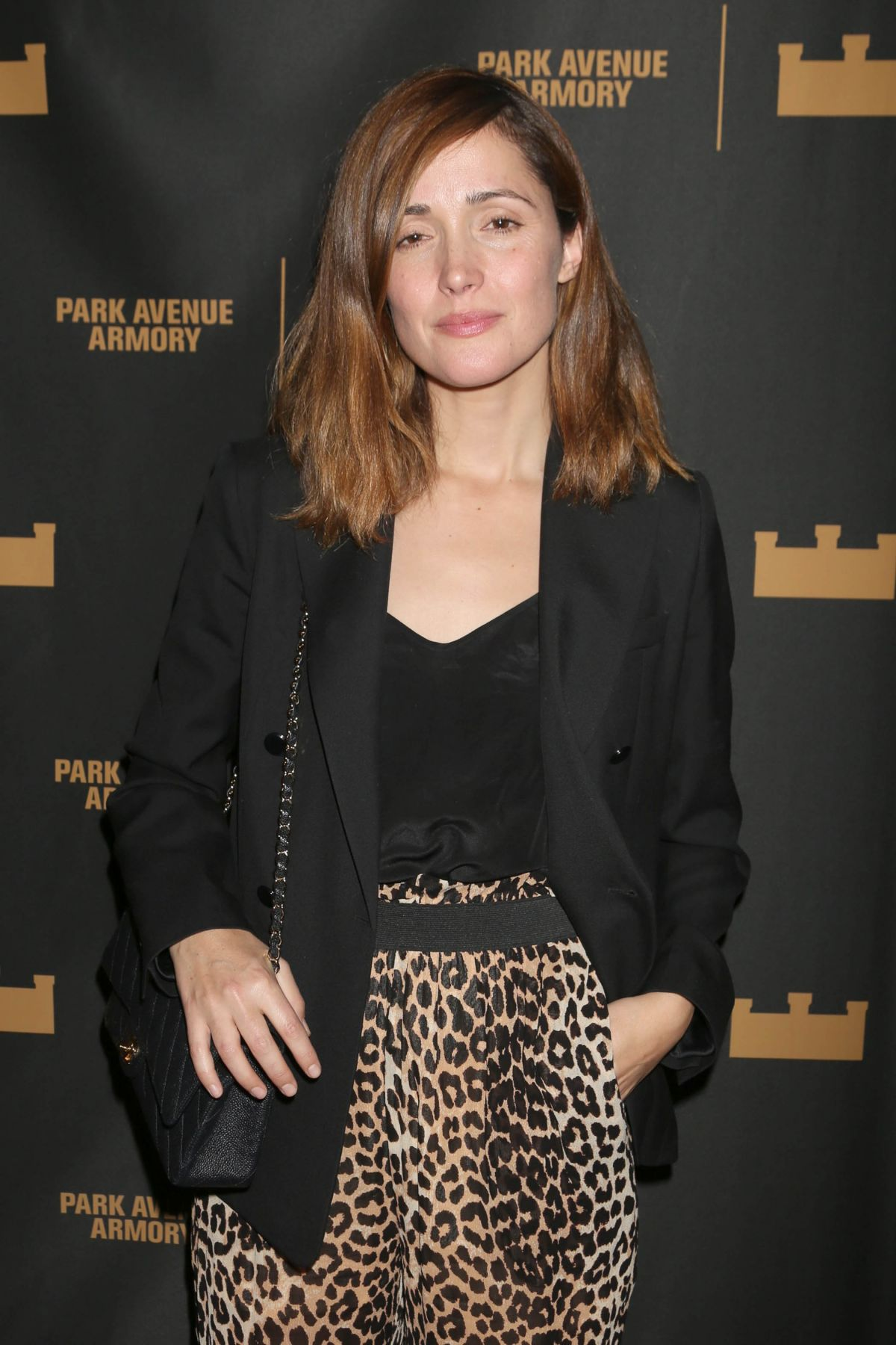 ROSE BYRNE at The Hairy Ape Opening Night in New York 03/30/2017
