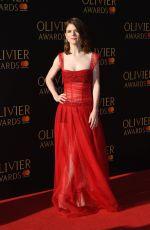 ROSE LESLIE at Olivier Awards in London 04/09/2017