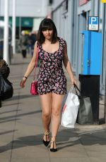 ROXANNE PALLETT Out and About in Southampton 04/07/2017