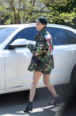 RUBY ROSE and JESS ORIGLIASSO House Hunting in Los Angeles 04/09/2017