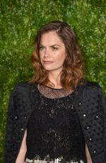 RUTH WILSON at Chanel Artists Dinner at Tribeca Film Festival in New York 04/24/2017