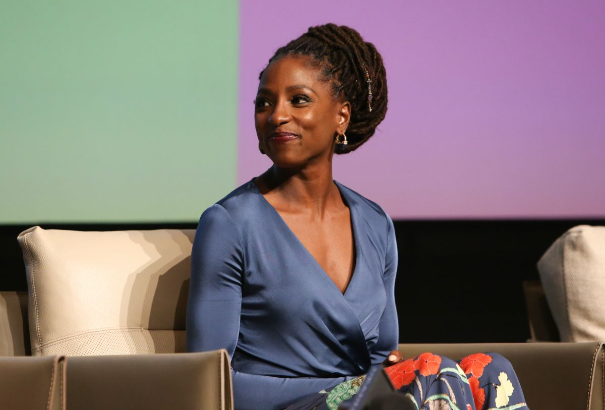 RUTINA WESLEY at Contenders Emmys Presented by Deadline in Los Angeles 04/09/2017
