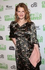 SANDRA BERNHARD at City Harvest's 23rd Annual Gala in New York 04/25/2017