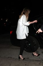 SARA and ERIN FOSTER Leaves Jennifer Meyer's 40th Birthday Party in West Hollywood 04/22/2017
