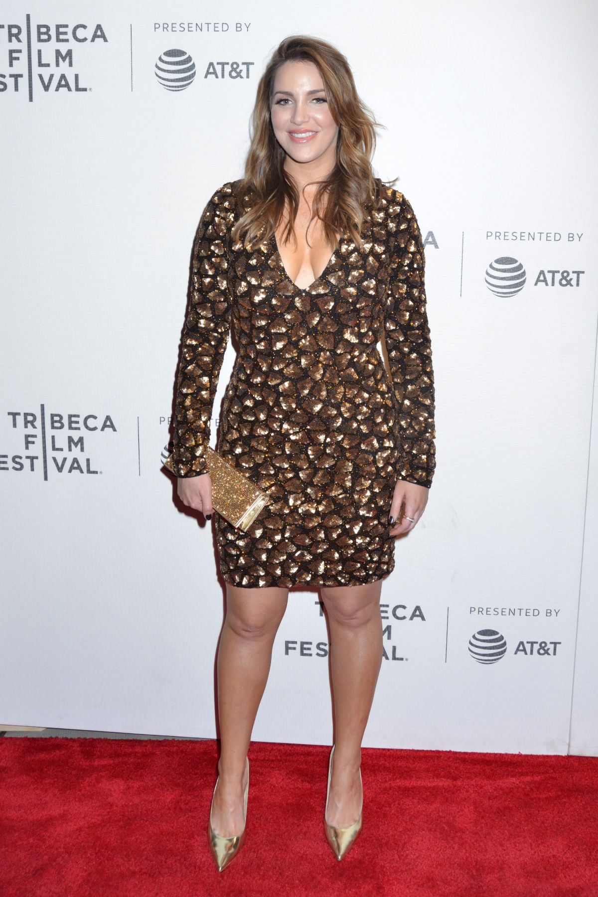 SARA CHASE at Unbrekable Kimmy Schmidt Screening at 2017 Tribeca Film Festival 04/28/2017