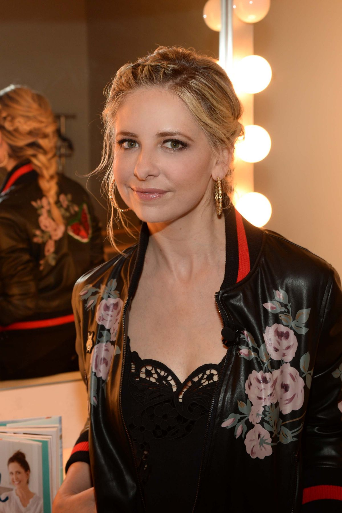 SARAH MICHELLE GELLAR at Hrry Show in New York 04/05/2017