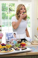 SARAH MICHELLE GELLAR on the Set of Home & Family TV Show in Los Angeles 04/10/2017