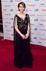 SARAH PAULSON at 2017 Time 100 Gala in New York 04/25/2017