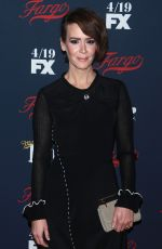SARAH PAULSON at FX Network 2017 All-star Upfront in New York 04/06/2017