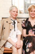 SARAH PAULSON at Ulla Johnson Boutique Opening in New York 04/27/2017