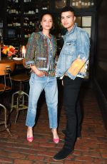 SASHA LANE at Sally Singer and Lisa Love Denim Dinner in Los Angeles 04/05/2017