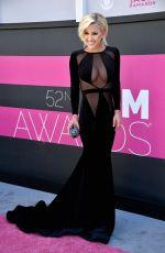 SAVANNAH CHRISLEY at 2017 Academy of Country Music Awards in Las Vegas 04/02/2017