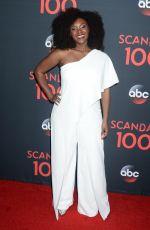 SAYCON SENGBLOH at Scandal 100th Episode Celebration in Los Angeles 04/08/2017