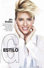 SCARLETT JOHANSSON in Glamour Magazine, Mexico April 2017 Issue