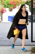 SCOUT WILLIS Leaves a Gym in West Hollywood 04/06/2017