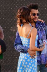 SELENA GOMEZ and The Weeknd at Coachella Valley Music and Arts Festival in Indio 04/15/2017