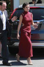 SELENA GOMEZ at a Wedding in Los Angeles 04/21/2017