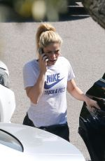 SHAKIRA Out and About in Barcelona 04/26/2017