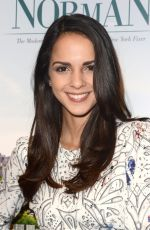 SHANI ATIAS at Norman Screening in Los Angeles 04/05/2017