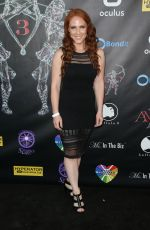 SHANNON MURRAY at Artemis Women in Action Film Festival Gala in Los Angeles 04/21/2017