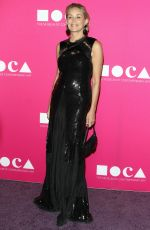 SHARON STONE at Moca Gala Honoring Jeff Koons in Los Angeles 04/29/2017